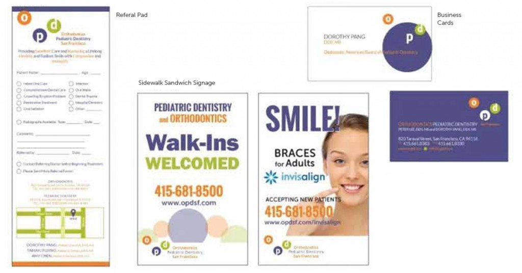ODPSF Print Collateral